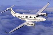 King Air turboprop charter listings