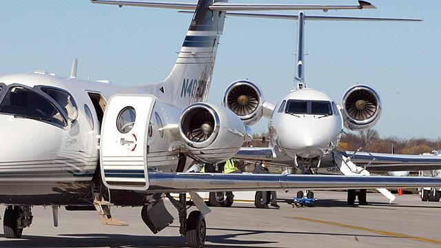 Rhode Island jet charter listings